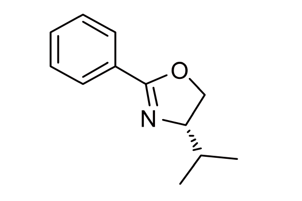155049-17-5   | (S)-4-isopropyl-2-phenyl-4,5-dihydrooxazole